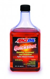 Fights Ethanol problems in small engines, stabilizes fuel and restores performance.
