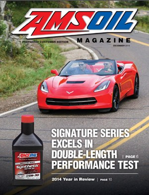 Engine Deposits can be Prevented using Superior AMSOIL Lubricants