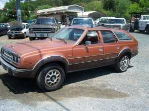 AMC Eagle live and well thanks to AMSOIL 10W-30 Z-Rod motor oil.