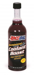 Reduces overall coolant temperatures and speeds warm-up