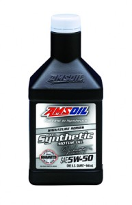 Mustang 5W-50 Motor oil from AMSOIL