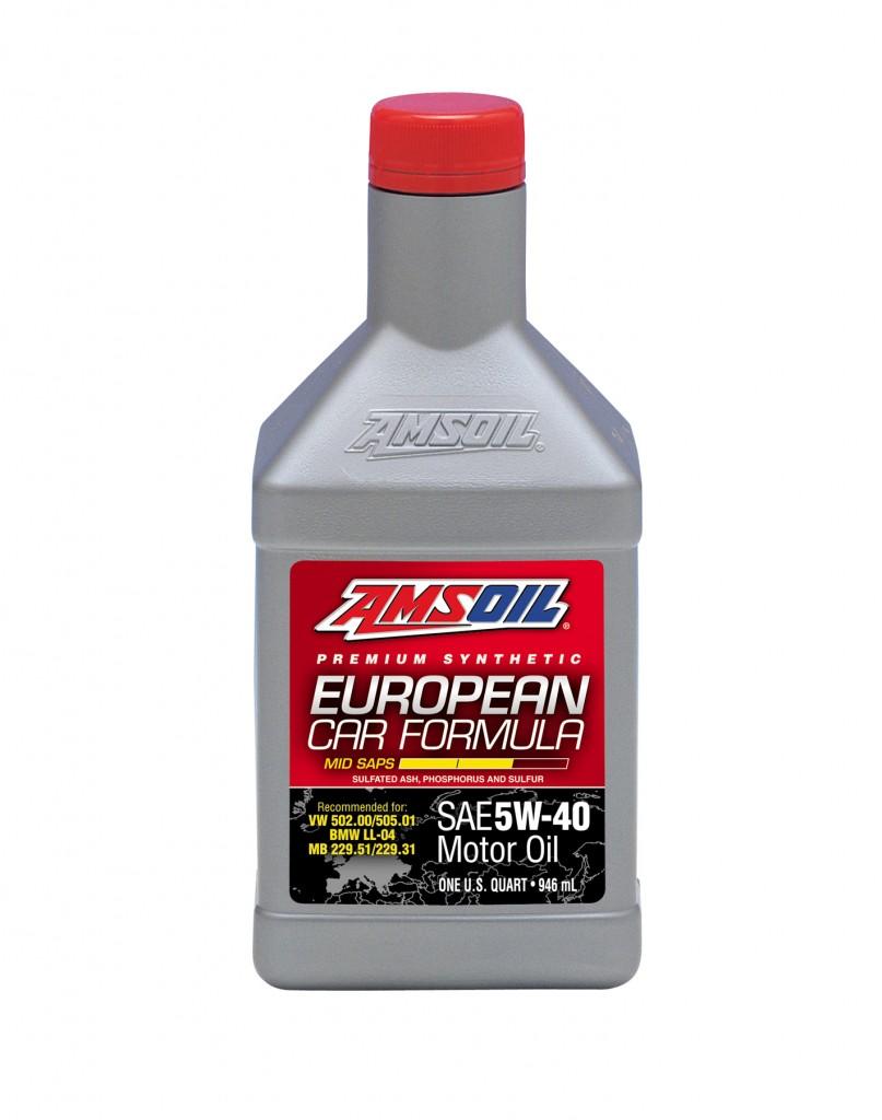 European 5w 40