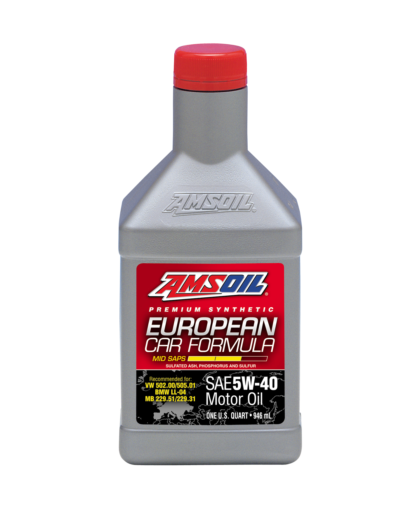 Amsoil Oe 5w 20 Synthetic Motor Oil Autos Post