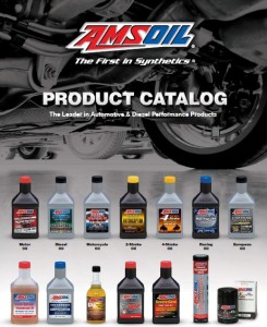 Amsoil product catalog - call Omaha store for pricing