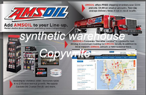 Capture Accounts for your AMSOIL business