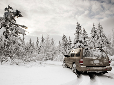 Extreme Cold – No problem for AMSOIL Synthetic Engine Oils