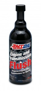 Engine Flush – Most Overlooked AMSOIL Product