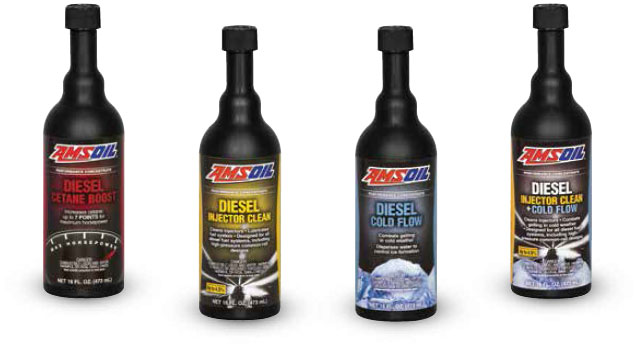 Sioux Falls's diesel fuel additive selection