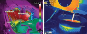 Amsoil Infrared camera shot two
