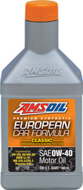 Amsoil European Oil
