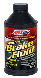 DOT4 racing brake fluid
