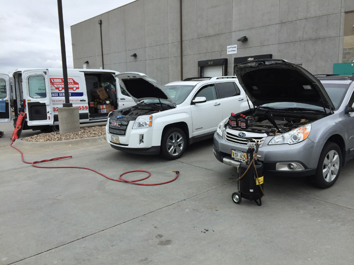 Lube N Go >> Mobile Express Oil Change Omaha