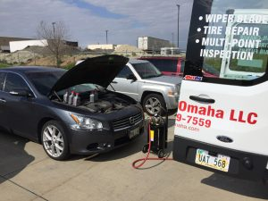 Get your oil change at your location.