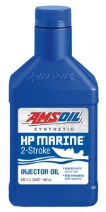 HP Injector Oil