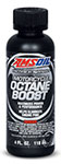 Amsoil's motorcycle Octane Boost for maximum performance
