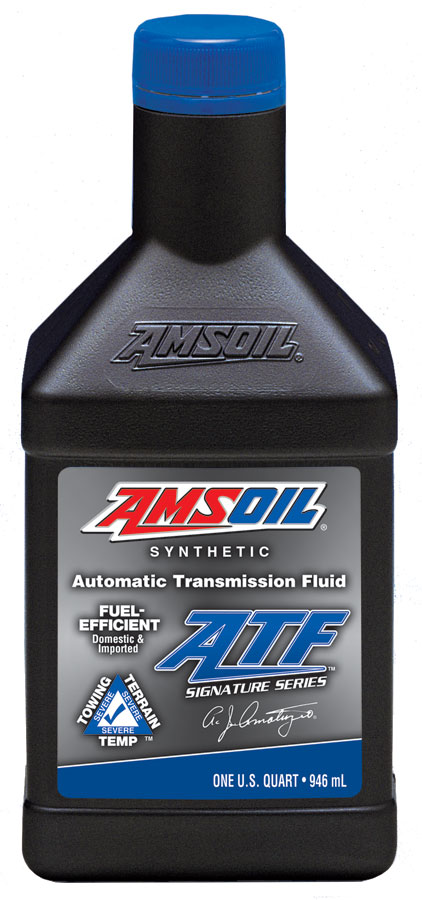 Signature Series Fuel-Efficient Synthetic Automatic Transmission Fluid