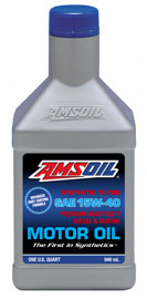 SAE 15W-40 Heavy-Duty Diesel and Marine Oil