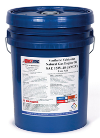 Synthetic Vehicular Natural Gas Engine Oil