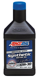 Signature Series 10W-30 Synthetic Motor Oil