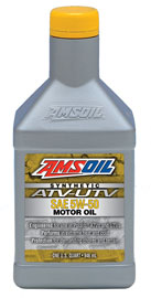 5W-50 Synthetic ATV/UTV Engine Oil