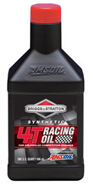 Briggs & Stratton Synthetic 4T Racing Oil