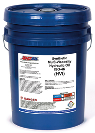 Synthetic Multi-Viscosity Hydraulic Oil - ISO 46