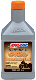 Synthetic V-Twin Transmission Fluid