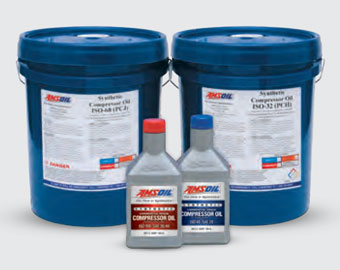 Synthetic Compressor Oil - ISO 32, SAE 10W