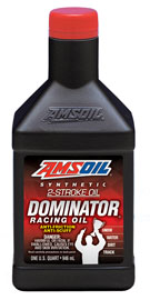 DOMINATOR® Synthetic 2-Stroke Racing Oil