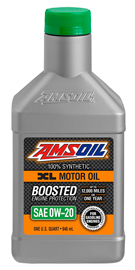 XL 0W-20 Synthetic Motor Oil