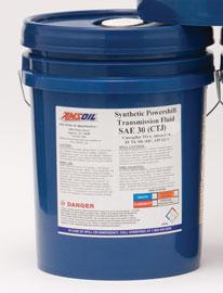 Synthetic Powershift Transmission Fluid SAE 30