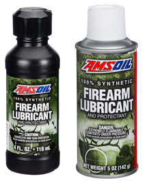 100% Synthetic Firearm Lubricant and Protectant