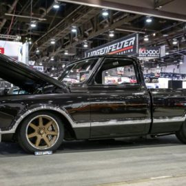 1968 Chevrolet C10 Pickup Truck Wins GM Design Award for Truck of the Year