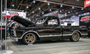 68 Chevy C10 Pick-up