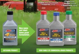 new small engine oil updates