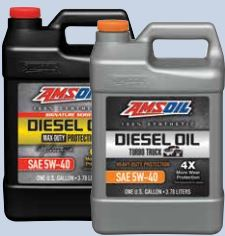 Signature series diesel oil