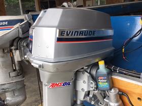evinrude Outboard Testimonial - No More Smoke