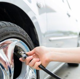 tire pressure myth