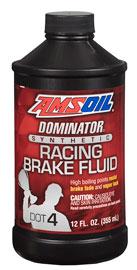 DOMINATOR DOT 4 Synthetic Racing Brake Fluid
