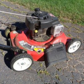 Help Revive a Lawn Mower (and other equipment) that Runs Rough