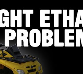 How to Fight Ethanol Problems in Small Engines