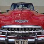 Classic cars at AMSOIL HQ