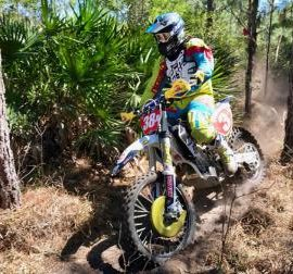 enduro motorcycle