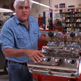 Jay Leno mad about Ethanol