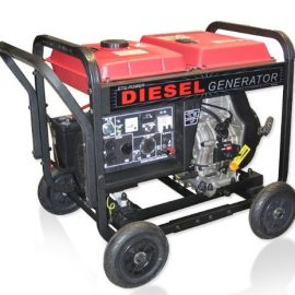 Choosing a Generator – Gas vs. Diesel and More.
