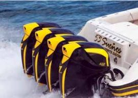 World's Most Powerful Outboard Motors Rely on AMSOIL