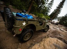 Can a 1943 Jeep Survive This? Check out AMSOIL Expedition Colorado