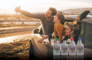 Family Selfie with Amsoil