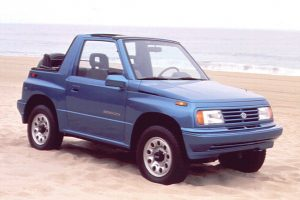 Suzuki Sidekick over ATV better in cost and function