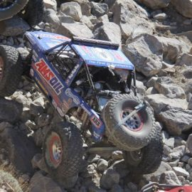 King of hammers competition